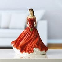 Royal Doulton Happy Birthday Figure of the Year 2019 HN5914